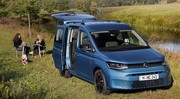 Volkswagen Caddy California : le plus mini des California