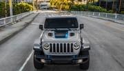 Toutes les photos et infos sur le nouveau Jeep Wrangler 4xe hybride rechargeable