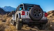 Jeep Wrangler 4xe : il passe à l'hybride rechargeable