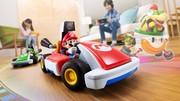 Le meilleur circuit de Mario Kart est maintenant votre salon