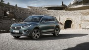 Le Seat Tarraco 2.0 TDI 150 DSG7 bientôt disponible en traction