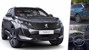 Les Peugeot 3008 et 5008 restylés en détail