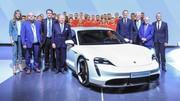 Des employés d'Audi réquisitionnés chez Porsche pour construire plus de Taycan