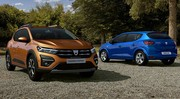 Dacia Sandero et Logan : 3e génération sans Logan chez nous