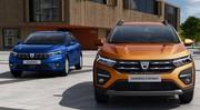 Dacia : voici les nouvelles Sandero et Sandero Stepway