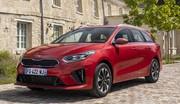 Essai Kia Ceed SW Hybride Rechargeable (2020) : écologique mais pragmatique