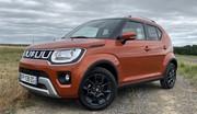 Essai Suzuki Ignis hybride : elle mise sur l'équipement