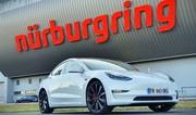 Essai extrême Tesla Model 3 : une électrique au Nürburgring, acte 2 !