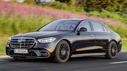 Mercedes Classe S : quand le roulage devient... Secondaire ?