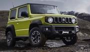 Suzuki Jimny : le baroud d'honneur utilitaire