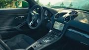 La boîte PDK débarque sur les Porsche 718 Cayman GT4, Boxster Spyder et GTS