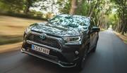 Essai Toyota RAV4 hybride rechargeable (2020) : 80 km de rallonge