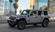 Le Jeep Wrangler devient hybride rechargeable