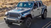 Jeep Wrangler 4XE hybride rechargeable