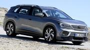 La VW ID.6 déjà surprise !