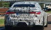 Une nouvelle BMW M4 GTS (ou CSL) photographiée non loin du Nürburgring