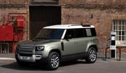Land Rover Defender P400e : baroudeur branché
