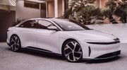 Lucid Air : la berline aux 1100 ch