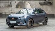 Cupra Formentor (2020) : Un petit moteur de 150 ch en entrée de gamme