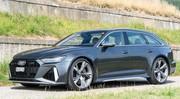 Essai Audi RS 6 Avant : Une dévoreuse de bitume !