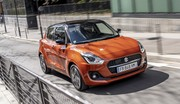 Essai Suzuki Swift Dualjet Hybrid (2020) : en quête de sobriété