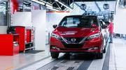 Un demi million de Nissan Leaf