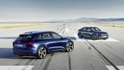 Audi lève le voile sur les e-tron S et e-tron S Sportback