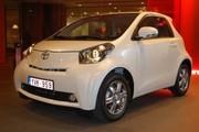 Essai Toyota IQ 1,0l VVT Multidrive: Le passe partout des villes