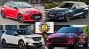 En images : tous les modèles nommés pour l'élection de la voiture de l'année 2021