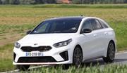 Essai Kia Proceed GT 2020