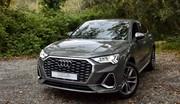 Essai Audi Q3 Sportback : le SUV coupé pratique et dynamique