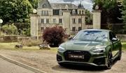 Essai Audi A5 Sportback (2020), le coupé pratique et élégant