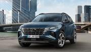 Nouveau Hyundai Tucson (2021) : sport, techno et hybride