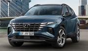 Hyundai Tucson 4 2021 : Un design très spectaculaire pour la 4ème génération