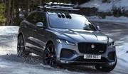 Voici le Jaguar F-Pace restylé