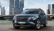 Les photos du nouveau Hyundai Tucson 2021
