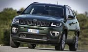 Essai Jeep Compass 1.3 GSE 130 ch : La même en mieux !