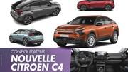 Citroën C4 et ë-C4 (2020) : Toutes les versions en détail