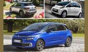 Gamme Citroën : Les C4 Cactus, C4 SpaceTourer et C-Zero à la trappe