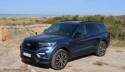 Essai du Ford Explorer PHEV : l'Amérique aux normes européennes