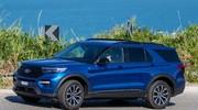 Essai Ford Explorer PHEV : Son truc ? Les grands espaces