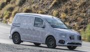 Mercedes Citan 2 (2022) : Le cousin du Kangoo est en développement