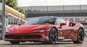 Exclusif : Tous les secrets de la Ferrari SF90 Stradale