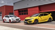 Civic Type R Limited Edition vs Mégane R.S. Trophy-R : le match !