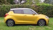 Essai Suzuki Swift, BM5, CVT & AllGrip : La sécurité des 4 roues motrices à bon prix