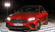 Mercedes Classe E restylée: la classeeeuh
