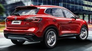 MG HS plug-in Hybrid 2021 : MG lancera en 2021 un SUV compact hybride rechargeable