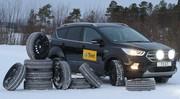 Pneus hiver (2020) : Michelin domine les derniers tests du TCS