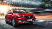 MG s'apprête à lancer un SUV hybride rechargeable en Europe