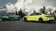 Nouvelles BMW M3 et M4 Competition : puissance, fiche technique, date